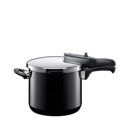 Silit Sicomatic T-Plus Pressure Cooker 6.5L Black