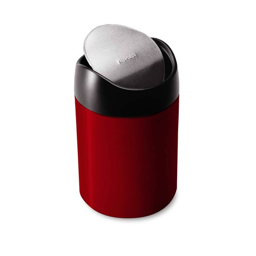 Countertop Garbage Can : Simplehuman Stylish 1.5L Countertop Trash Can Bin, Three Colour, Brand ...