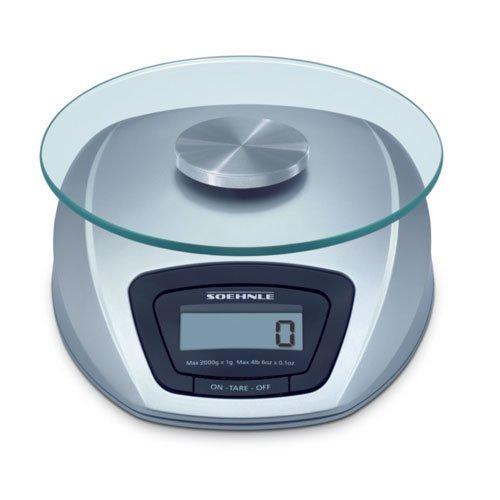 Soehnle Scales Siena Silver