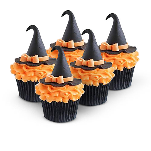 Spooky Halloween Cupcake Decoration, North Lakes, 19th of October, 2017