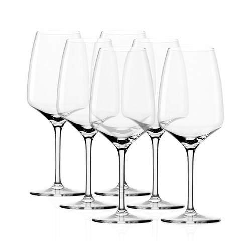 Stolzle Experience Bordeaux Wine  Glass 645mL Set of 6