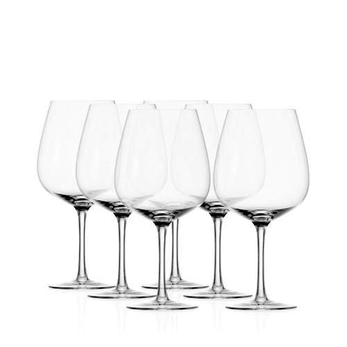 Stolzle Grandezza Burgundy Wine Glass 735mL Set of 6