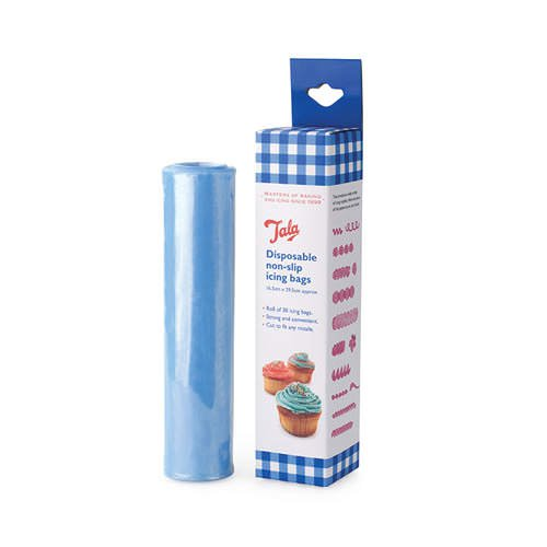Tala Disposable Non Slip Icing Bags Roll of 30pc