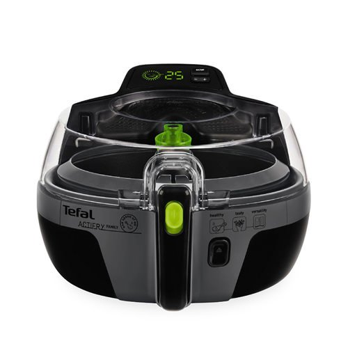 Tefal Actifry Family Health Cooker Black