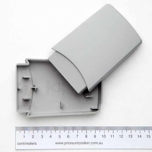Tefal Clipso Easy Hubcaps Grey Set of 2 8L & 10L