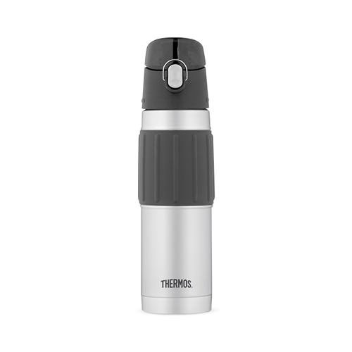 Thermos Stainless Steel Vacuum Insulated Bottle Flip Lid 500ml