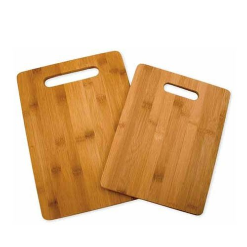 Totally Bamboo Chopping Board  Twin Pack