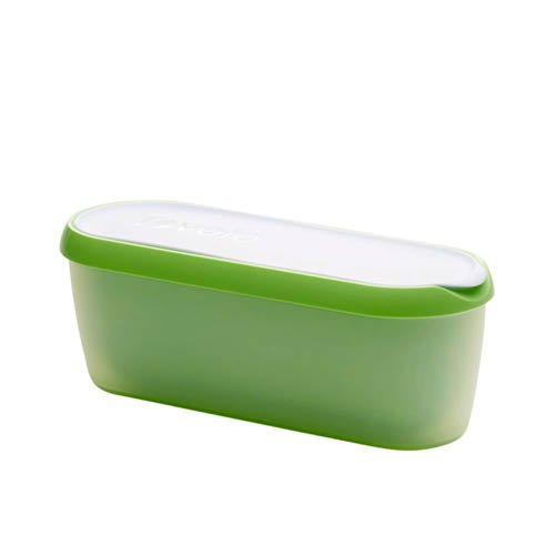 Tovolo Glide-A-Scoop Ice Cream Tub Green