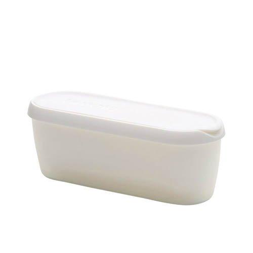 Tovolo Glide-A-Scoop Ice Cream Tub White