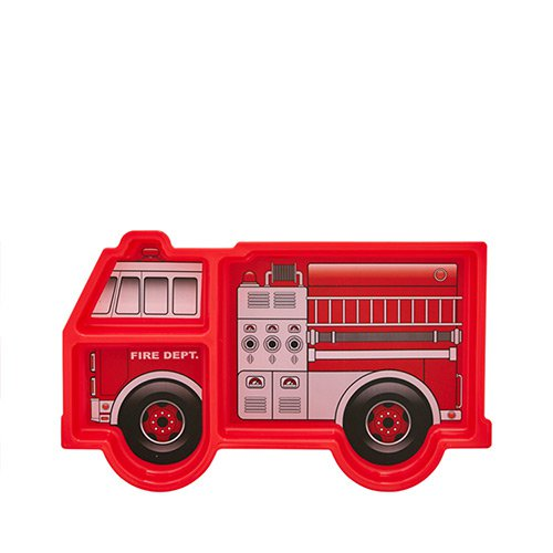 Urban Trend Me Time Divided Plate Fire Engine