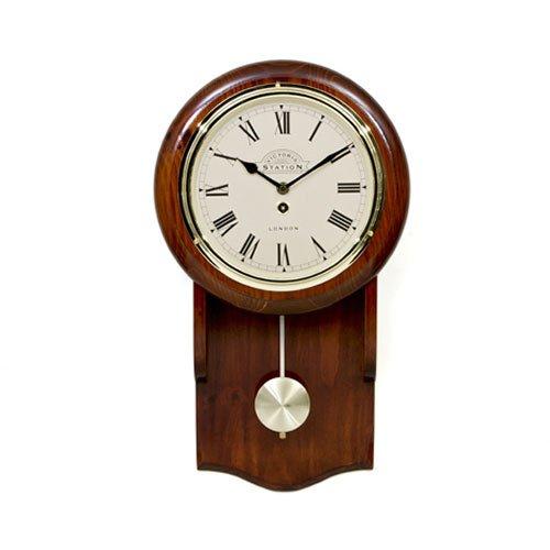 NEW Victoria Station Pendulum Wall Clock