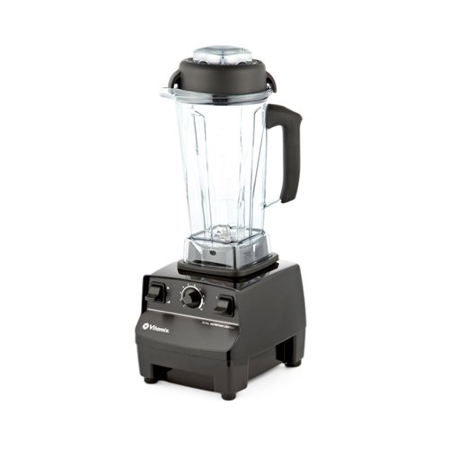 Vitamix Total Nutrition Center Blender 5200 Black