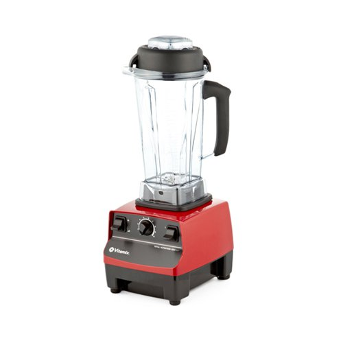 Vitamix Total Nutrition Center Blender 5200 Red