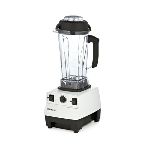Vitamix Total Nutrition Center Blender 5200 White