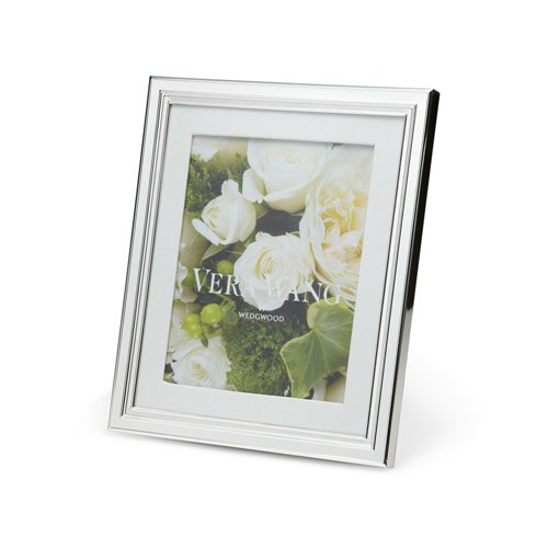 Wedgwood Vera Wang Chime Frame 20x25cm Silver