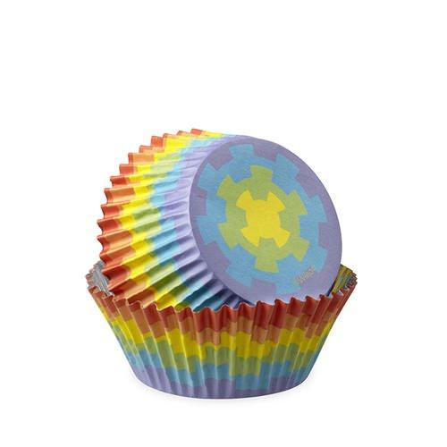 Wilton Rainbow Brights Baking Cups 36pc