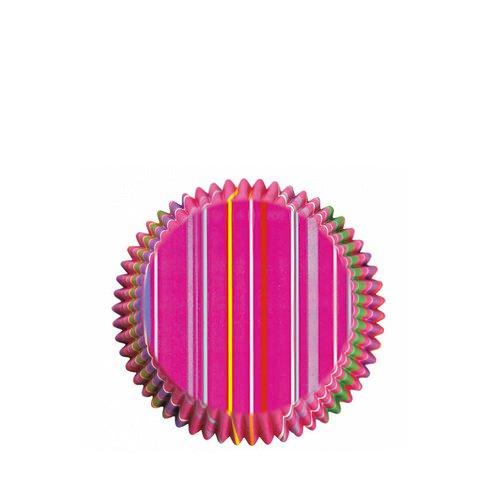 Wilton Stripes Mini Baking Cups 100pc