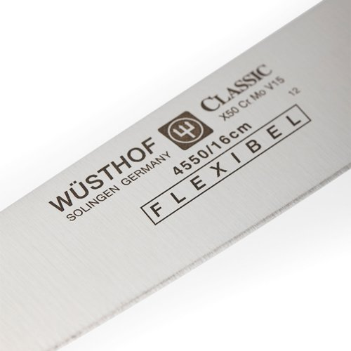 Wusthof Classic Filleting Knife (Flexible) 16cm