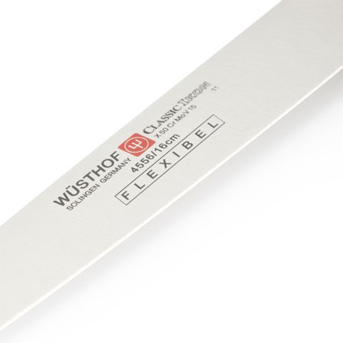 Wusthof Ikon Creme Fillet Knife Ikon Filleting Knife 16cm