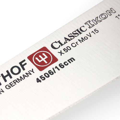 Wusthof Classic Ikon Sandwich Knife 16cm image #3