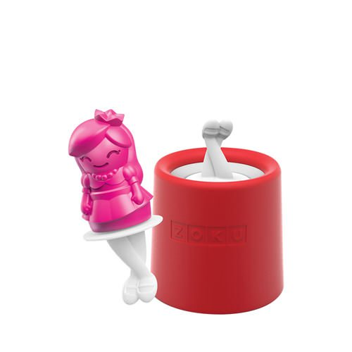 Details About New Zoku Ice Pop Mould Princess Bella
