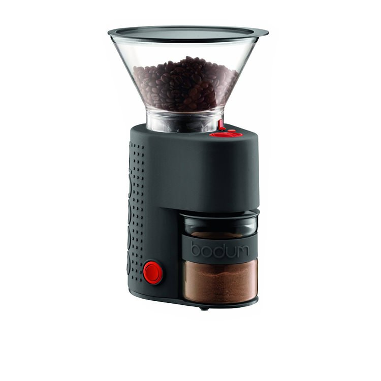 Bodum Bistro Burr Coffee Grinder Black