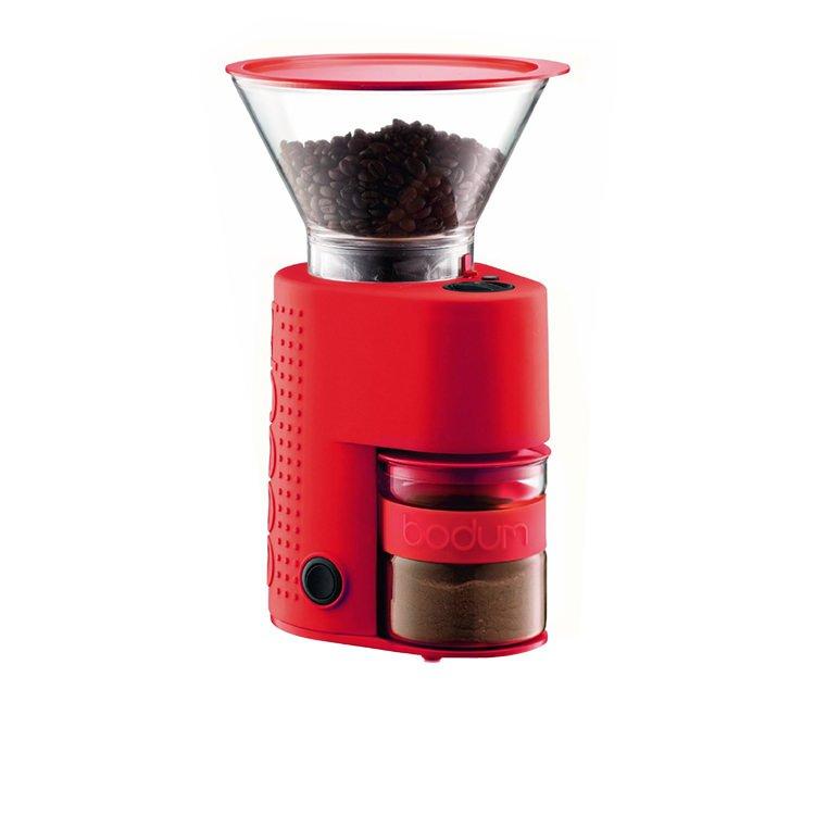 Bodum Bistro Coffee Grinder Red