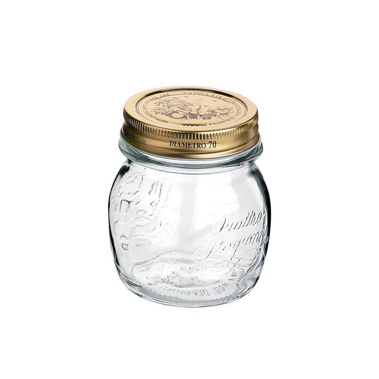 Bormioli Rocco Quattro Stagioni Storage Jar 150ml 10pc
