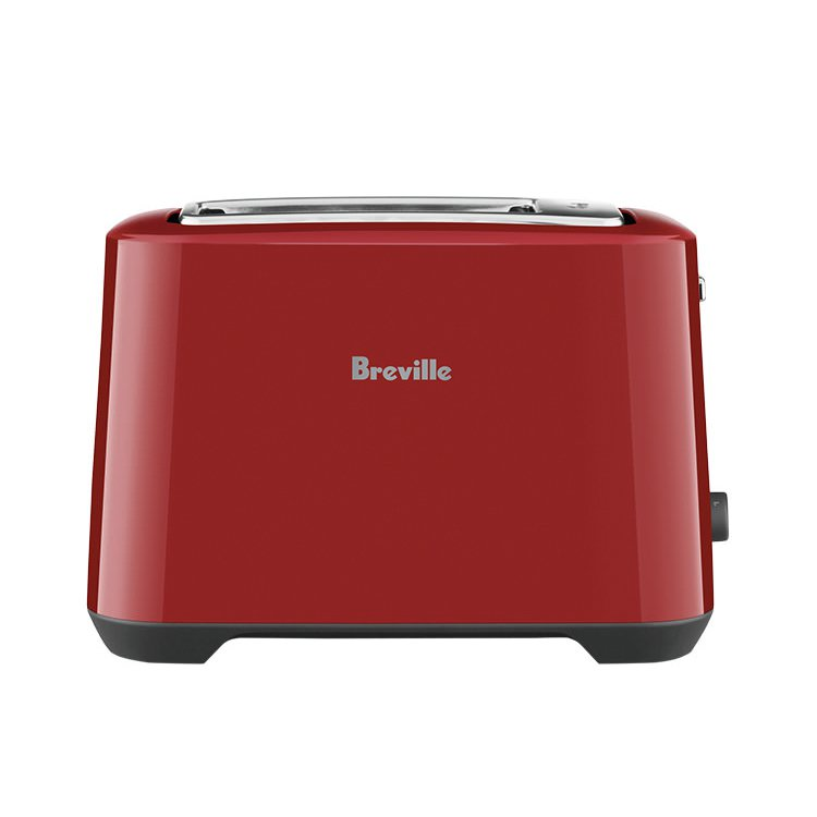 Breville Lift and Look Plus 2 Slice Toaster Cranberry