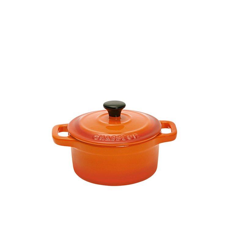Chasseur La Cuisson Mini Cocotte Orange