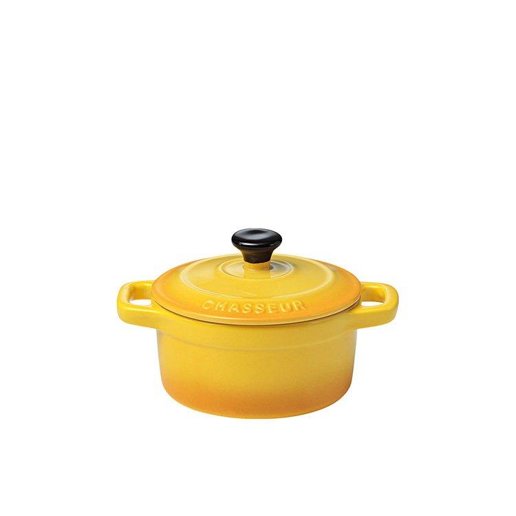 Chasseur La Cuisson Mini Cocotte 10cm Yellow