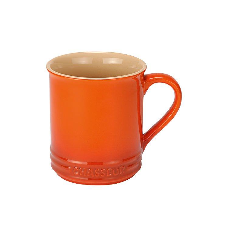 Chasseur La Cuisson Mug 350ml Orange