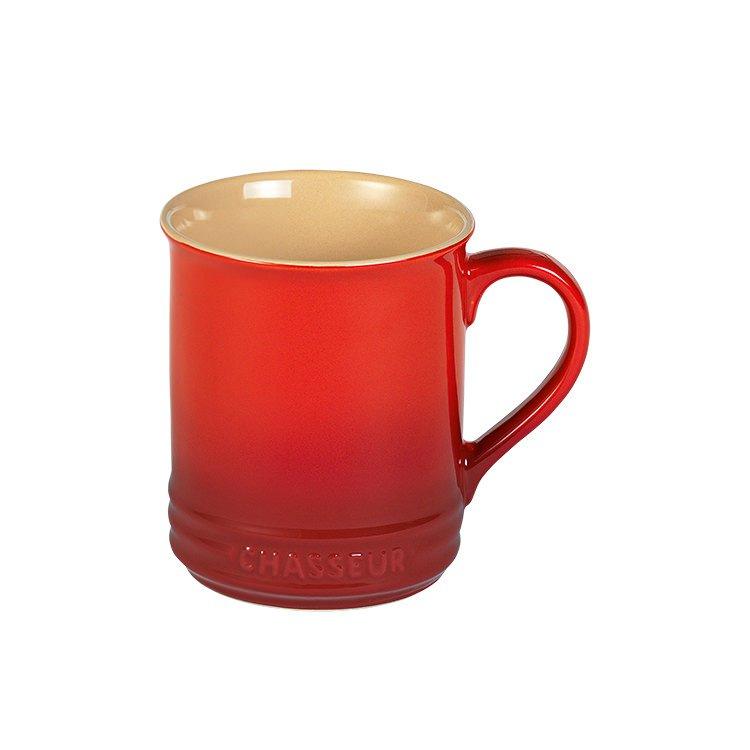 Chasseur La Cuisson Mug 350ml Red