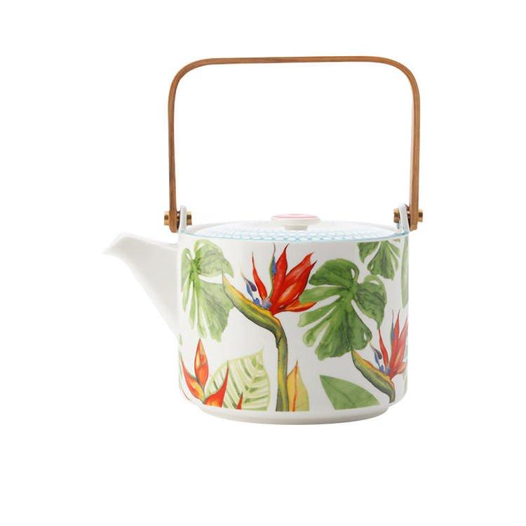 Christopher Vine Paradiso Teapot Wood Handle 700ml