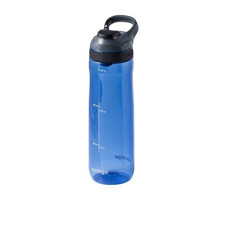 Contigo Cortland Autoseal Water bottle 700ml Monaco Blue