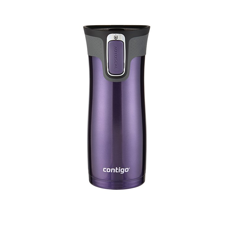 Contigo Westloop Autoseal Travel Mug 473ml Violet