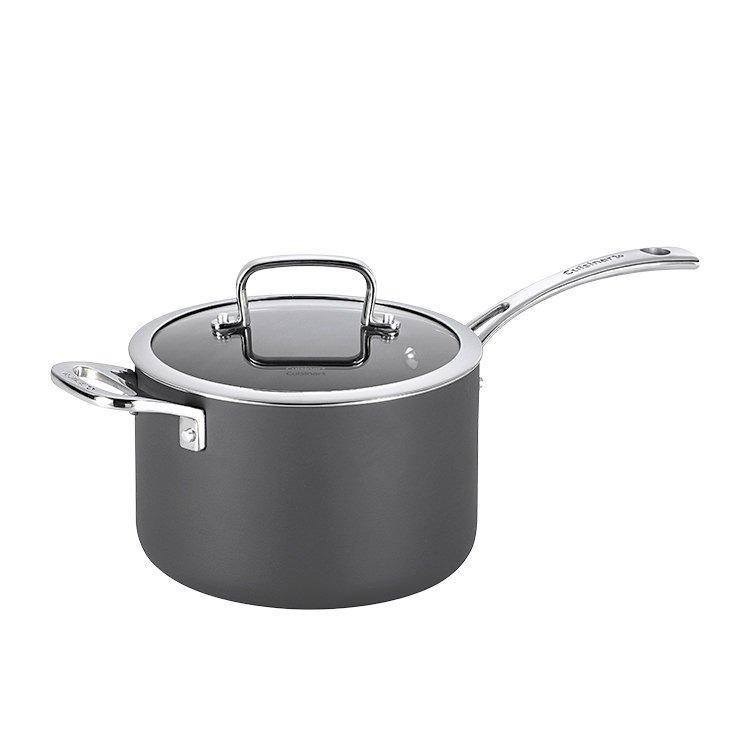 Cuisinart Chef iA+ Saucepan with Lid & Helper Handle 3.6L
