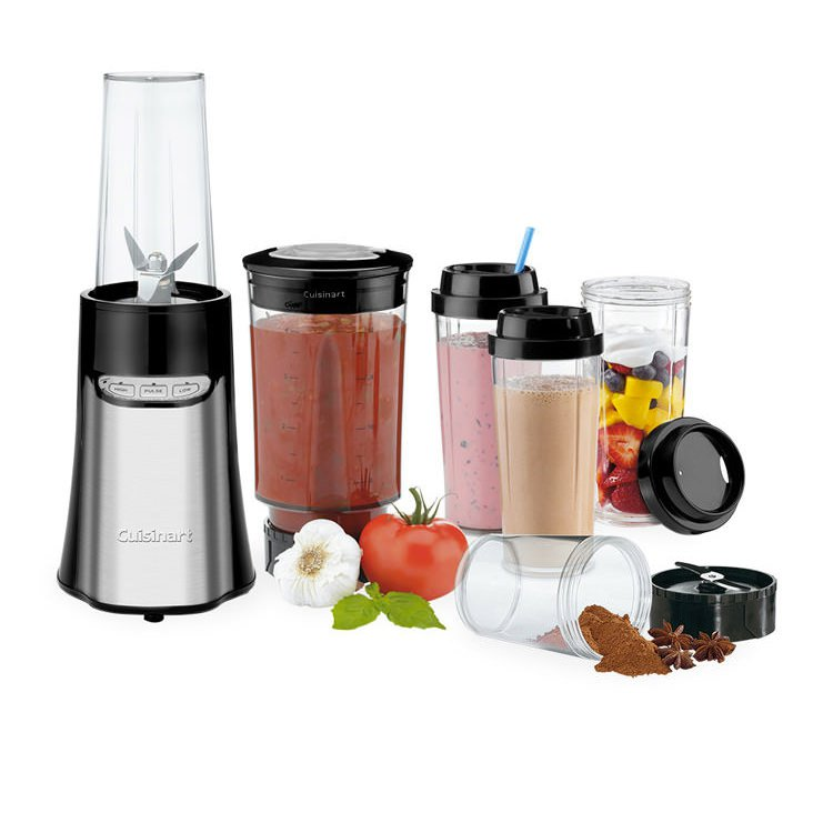 Cuisinart compact portable blending chopping system - Cuisinart home cuisine ...