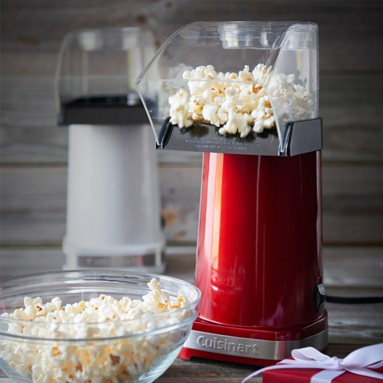Popcorn Select Programm