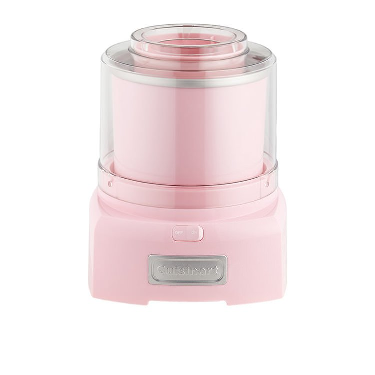 Cuisinart Ice Cream & Frozen Yoghurt Maker 1.5L Pink