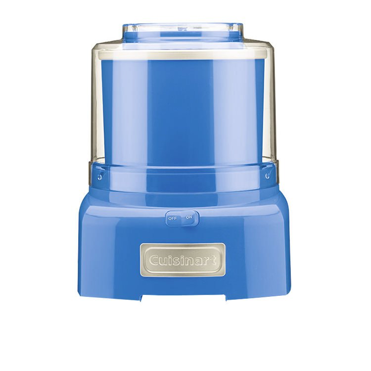 Cuisinart Ice Cream & Frozen Yoghurt Maker 1.5L Tropical Blue