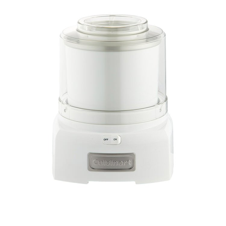 Cuisinart Ice Cream & Frozen Yoghurt Maker 1.5L White