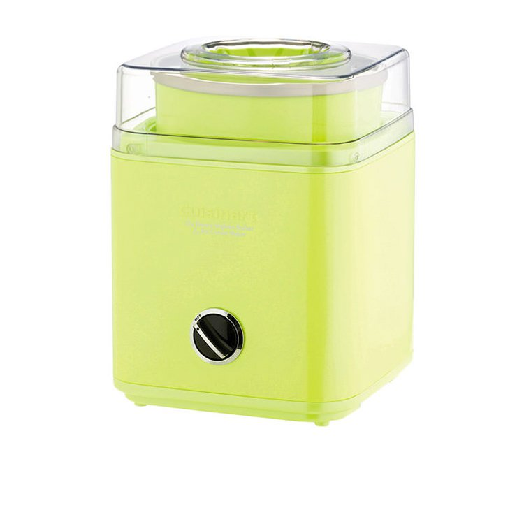 Cuisinart Ice Cream & Frozen Yoghurt Maker 2L Key Lime
