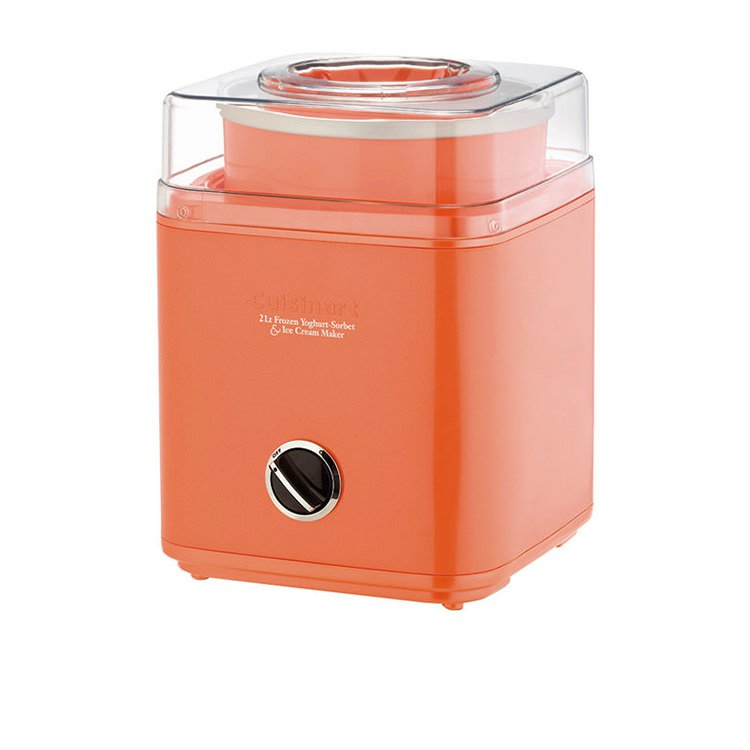 Cuisinart Ice Cream & Frozen Yoghurt Maker 2L Papaya
