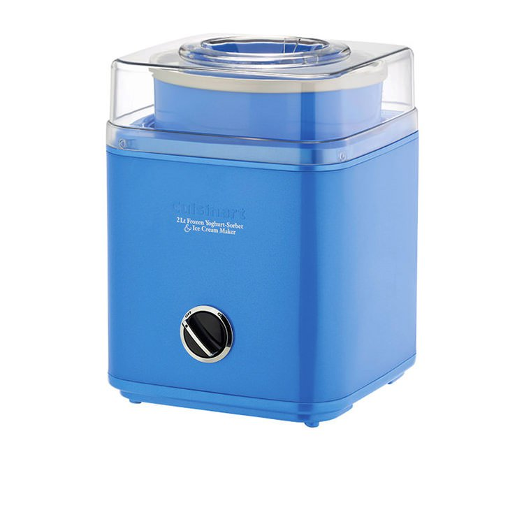 Cuisinart Ice Cream & Frozen Yoghurt Maker 2L Tropical Blue