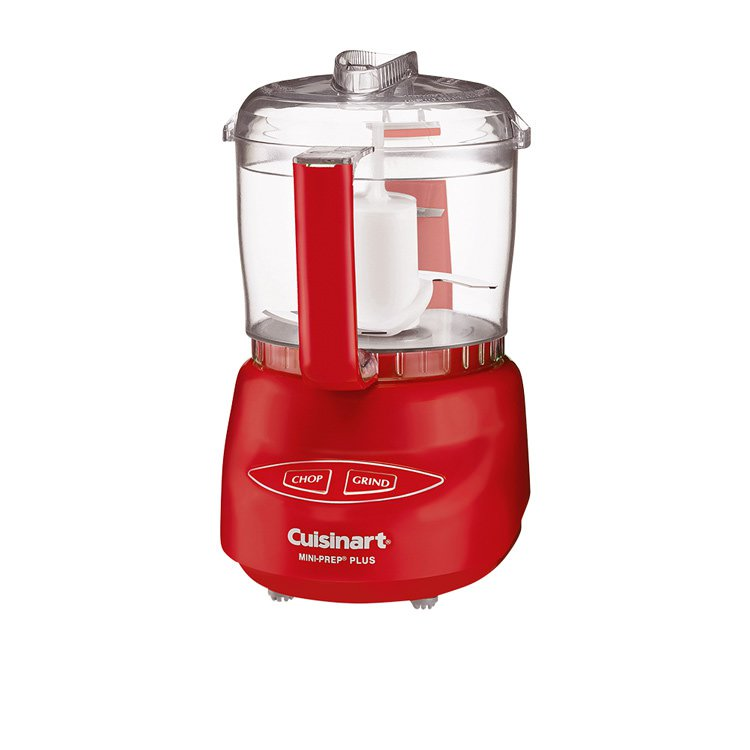 Cuisinart Mini Prep Food Processor ~ Cuisinart mini prep food processor plus red on sale now