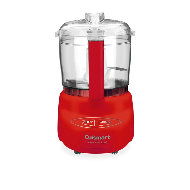 Cuisinart Mini Prep Food Processor ~ Cuisinart mini prep food processor plus red on sale now