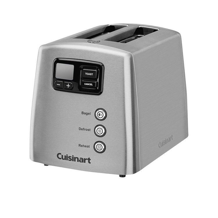 Cuisinart Stainless Steel 2 Slice Toaster