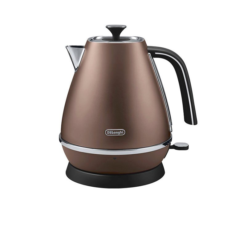 Delonghi Distinta Kettle Copper