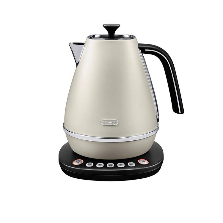 Delonghi Distinta Variable Temperature Kettle White